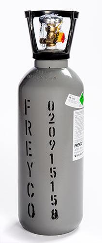 6-kg-Kohlensäureflasche